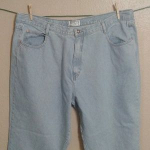 Venezia Vitale Light Denim Jeans Plus Size 28